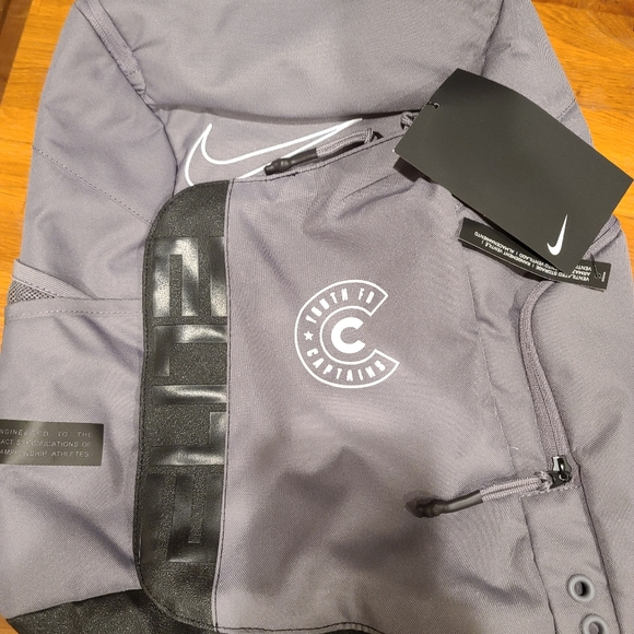 Nike Elite Youth Football Captain Backpack